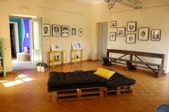 Esposizione opere di Francesca Dondoglio (PH. Francesca Dondoglio)