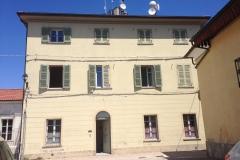 Il Palazzo dala via Maestra