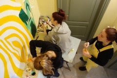 02.  Al lavoro -Ph Francesca Dondoglio