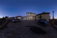 2. Vista generale del Palazzo nel suo contesto. Foto Alessandro Ugazio