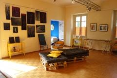 Esposizione opere di Anamaken e Francesca Dondoglio