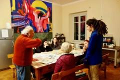 04. La discussione iniziale. Foto Francesca Dondoglio