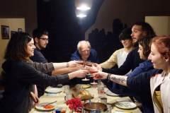 08. Si festeggia la conclusione  - Ph Francesca Dondoglio