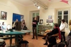 Lettura di poesie - Cecilia Martino
