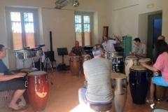 Seminario di percussioni