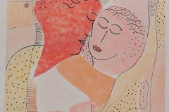 Intimacy - Dimensione cm. 83x63